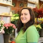 Floristin und Gärtnerin Barbara Hauser